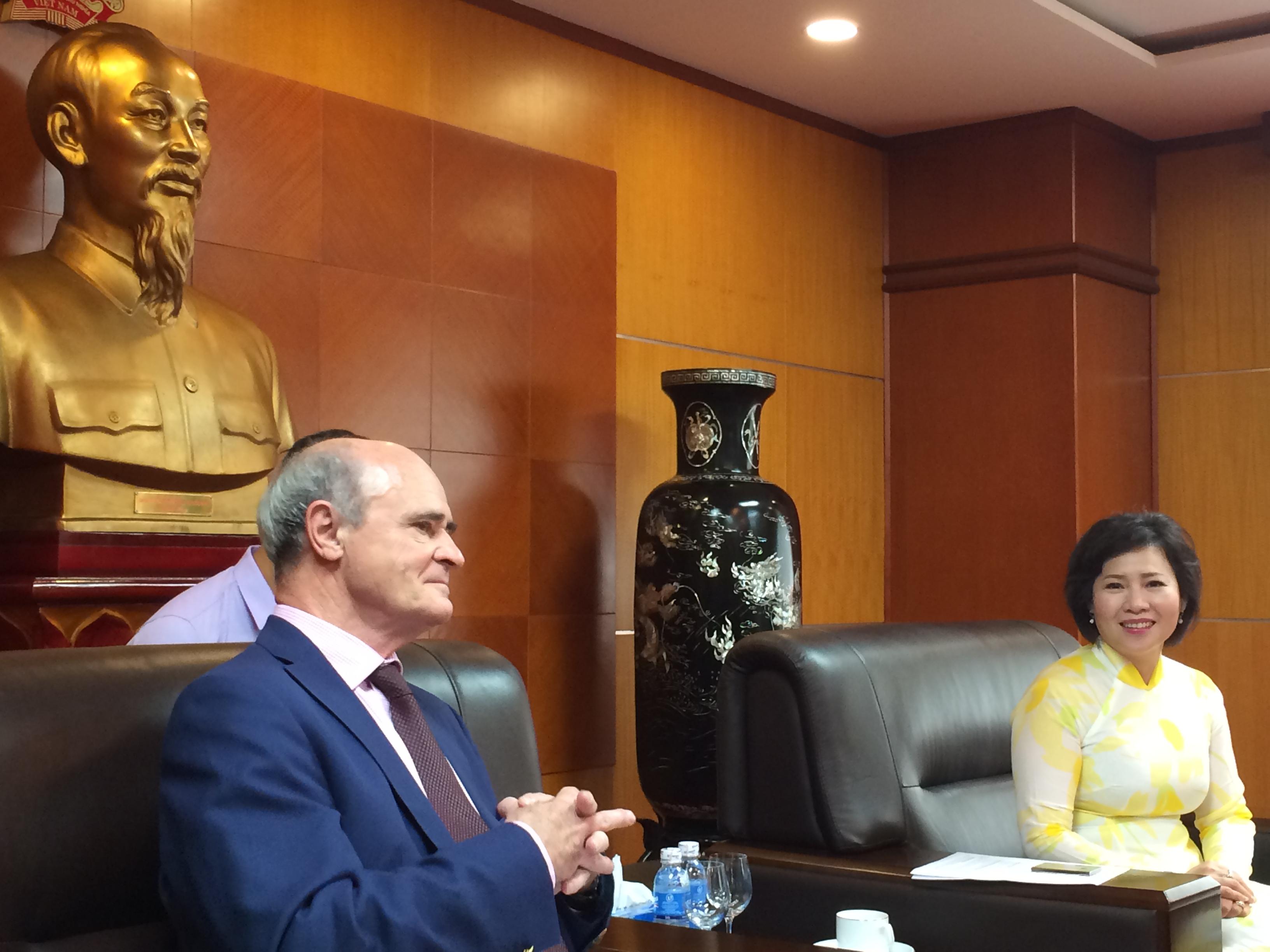 Mission de haute visibilit pour evalliance ho chi minh for Chambre de commerce francaise au vietnam